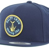 Salty Crew SALTY CREW TAILS UP 5 PANEL HAT - NAVY