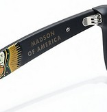 Madson MADSON VINCENT BLACK MATTE POLARIZED GUADALUPE