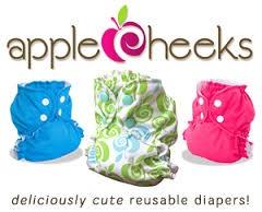 AppleCheeks AppleCheeks Diaper Envelope Cover (Solid)