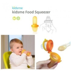 Kidsme Kidsme Food Squeezer