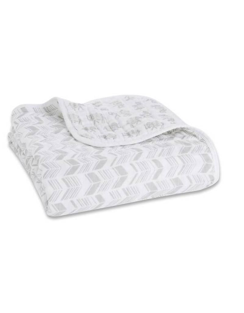 Aden & Anais Aden Anais Dream Blanket - Tea