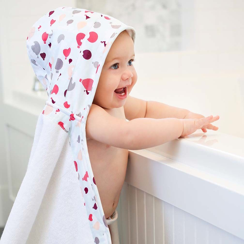 Bebe Au Lait Bebe Au Lait Hooded Towels