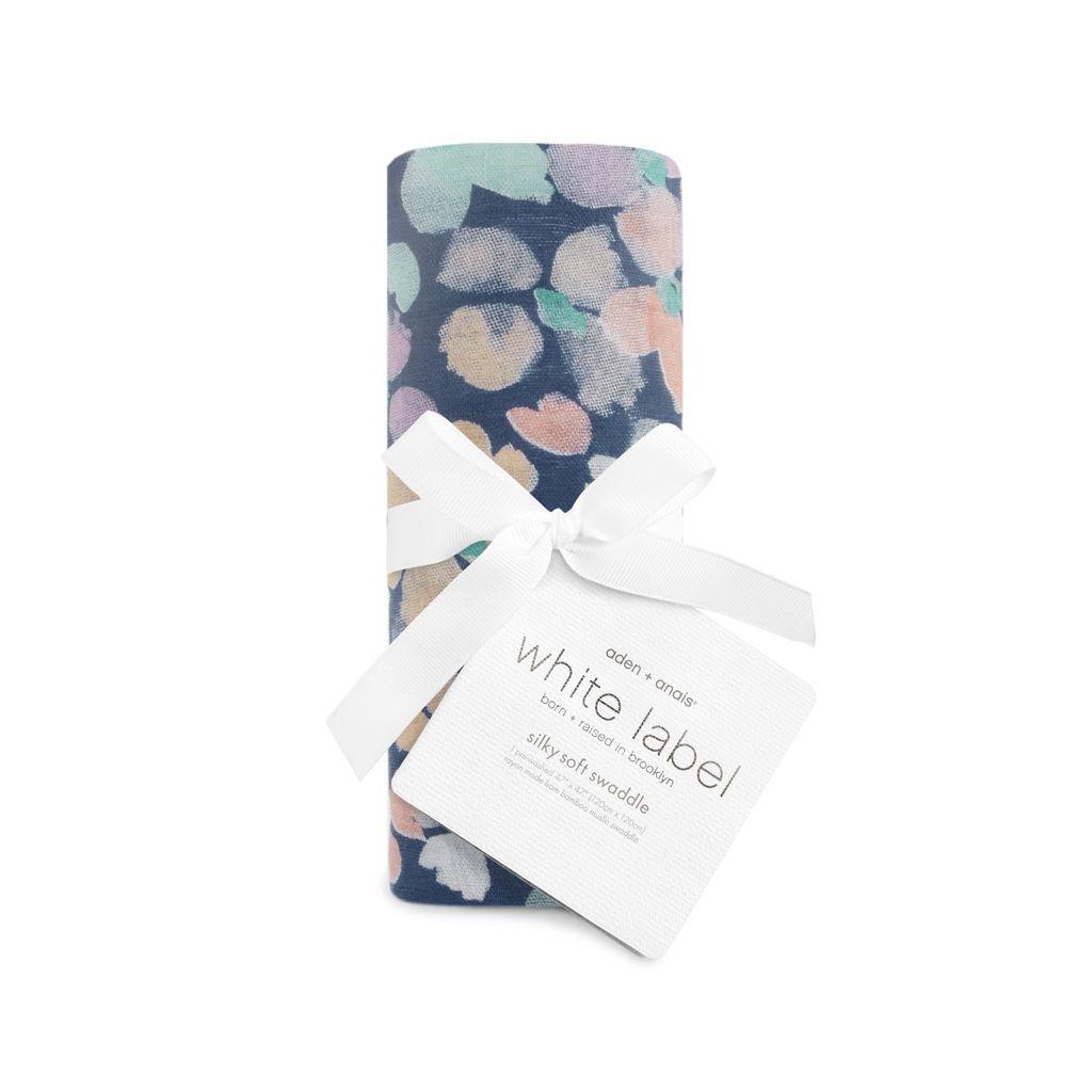 Aden & Anais Aden & Anais White Label Silky Soft Swaddles - singles