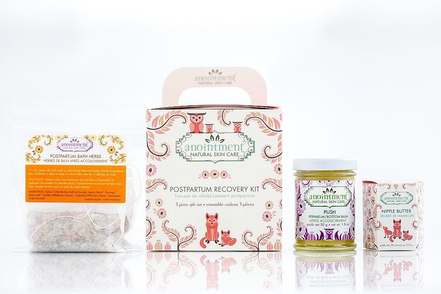 Anointment Anointment Postpartum Recover Kit