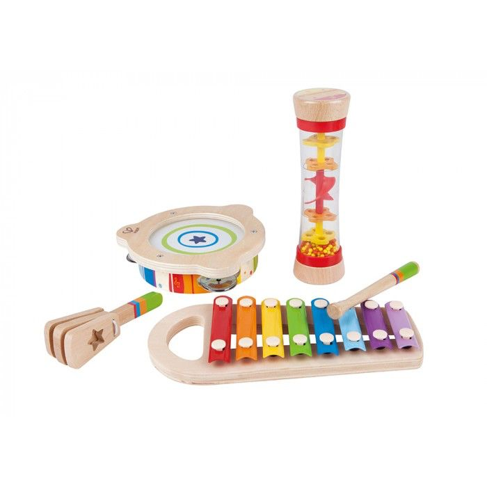 Hape Hape Toddler Beat Box Set
