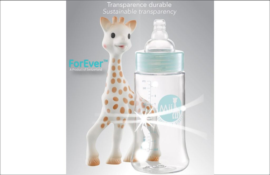 Mii Mii Feeding Bottles - 5 oz. Forever