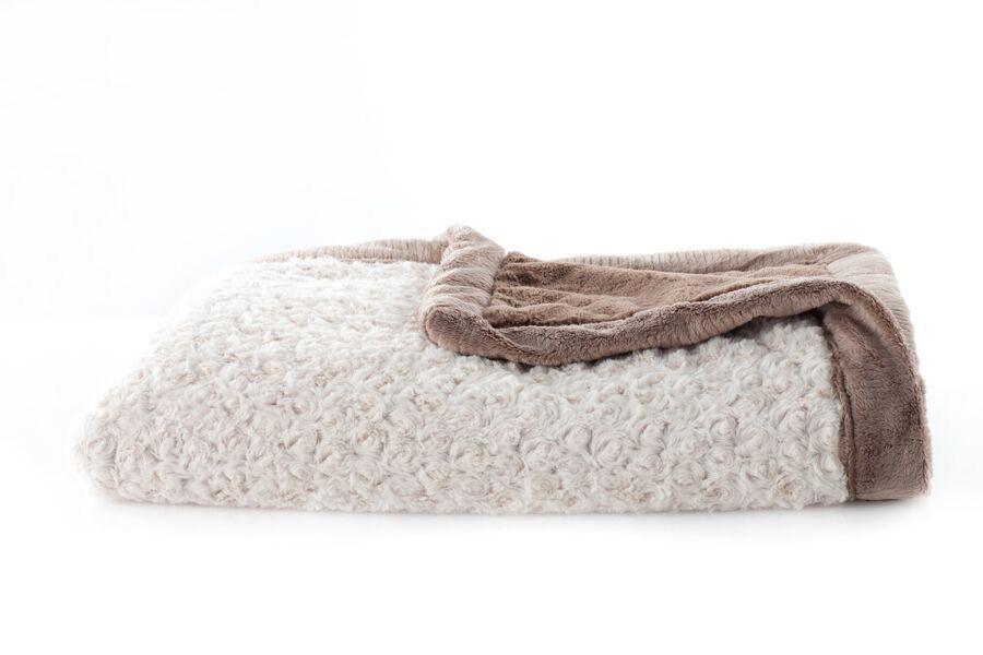 Saranoni Swirl Receiving Blanket