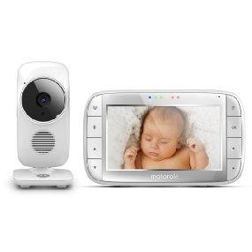 "Motorola Motorola 5"" Digital Video Monitor MBP48"