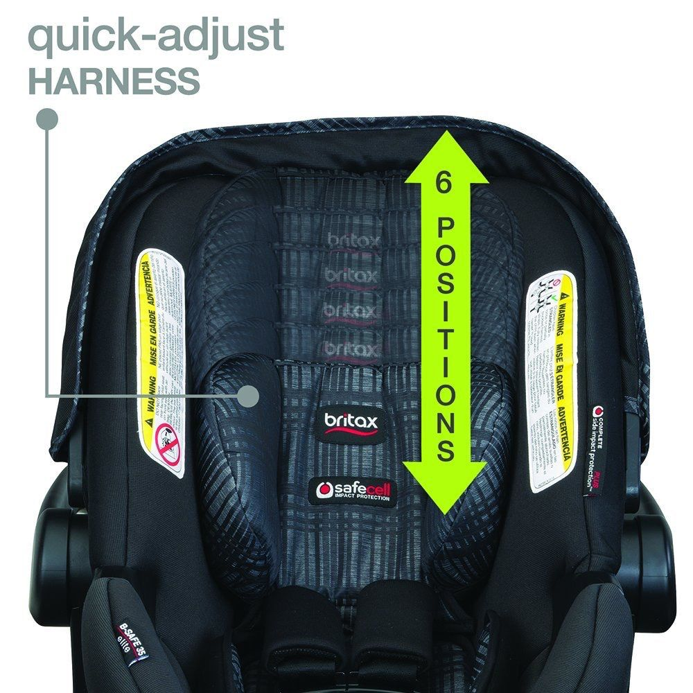Britax Britax B-Safe Elite 35 Infant Car Seat