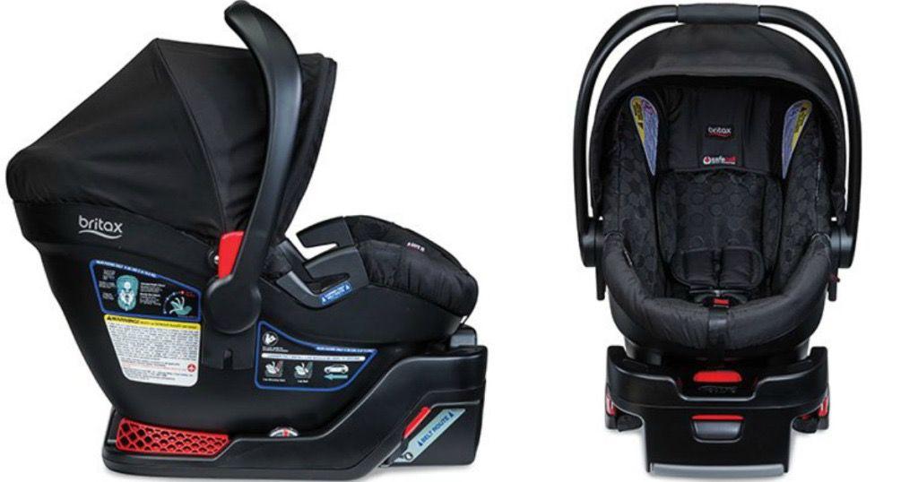 Britax B Safe Elite 35 Infant Car Seat