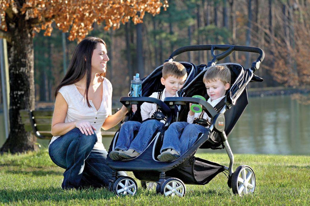 Britax Britax B-Agile Double Child Tray