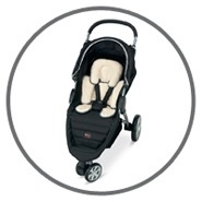 Britax Britax Head & Body Support Pillow