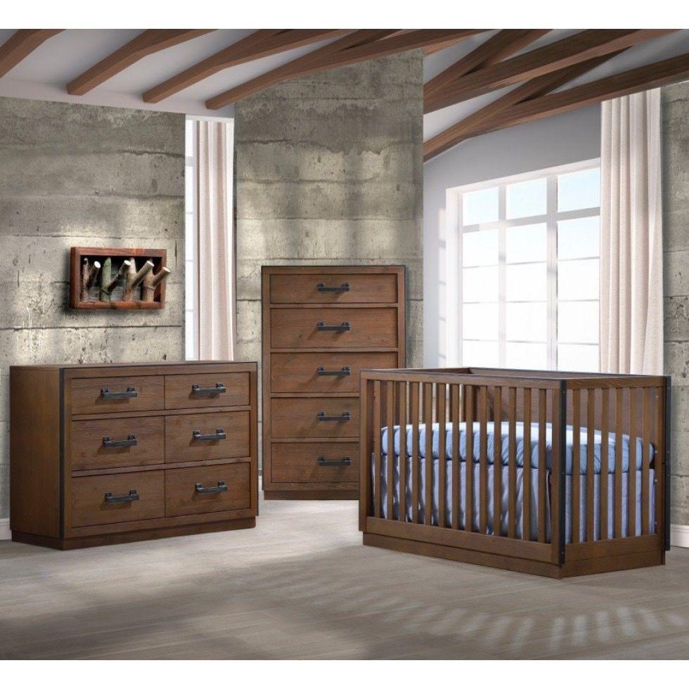 Natart Juvenile Natart Sevilla 5 Drawer Dresser