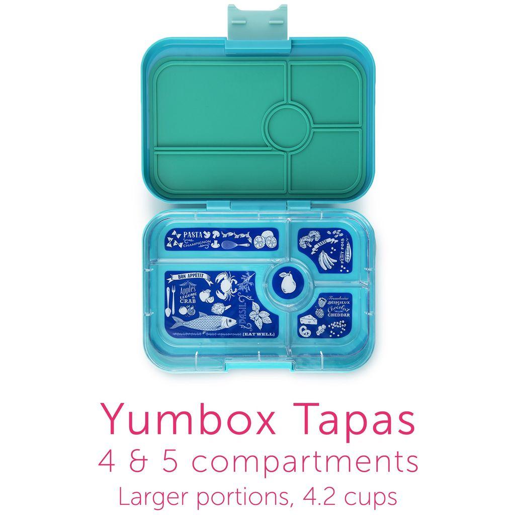Yumbox Yum Box Tapas - 4 Compartment