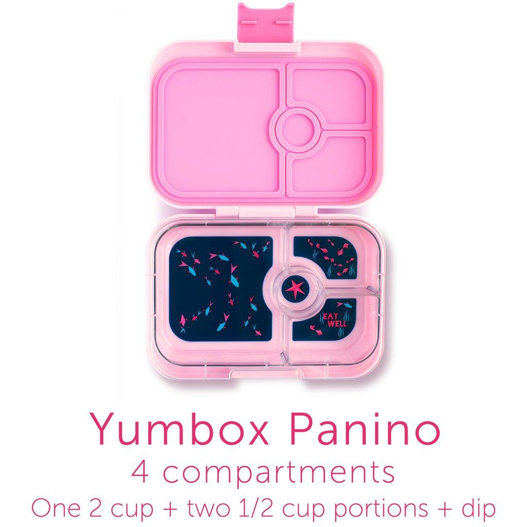 Yumbox Yum Box Panino - 4 Compartment