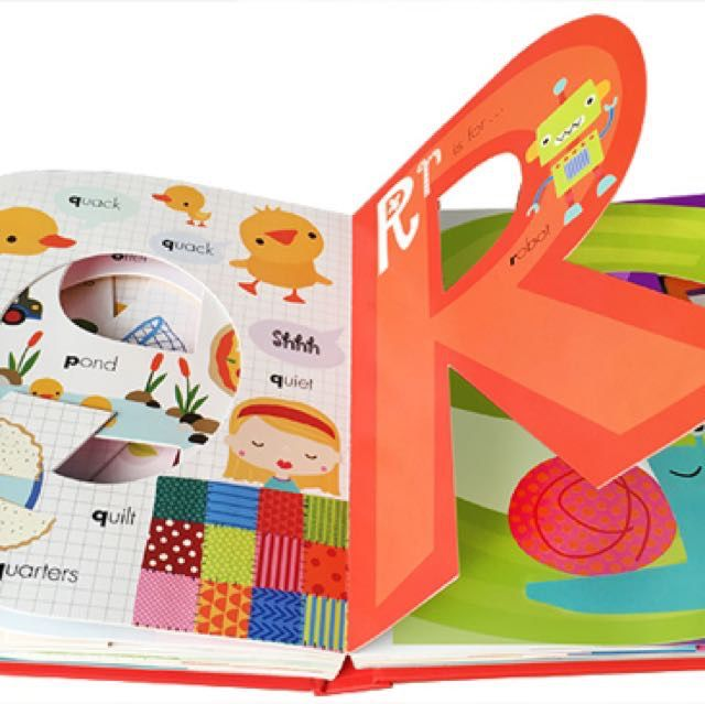 Fire the Imagination My Awesome Alphabet Book