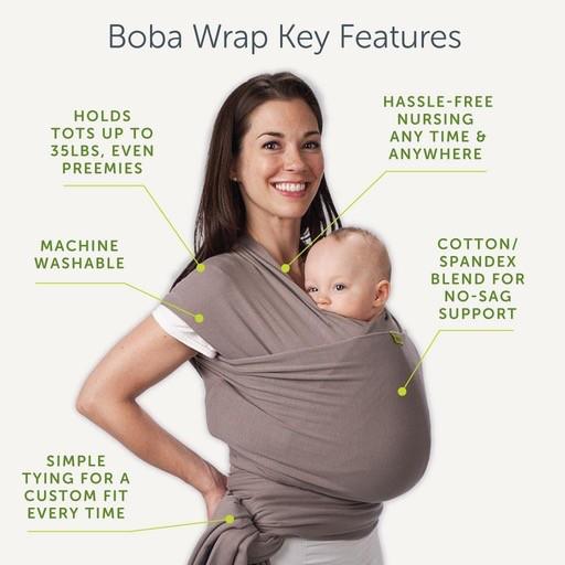 Boba Boba Bamboo Wrap