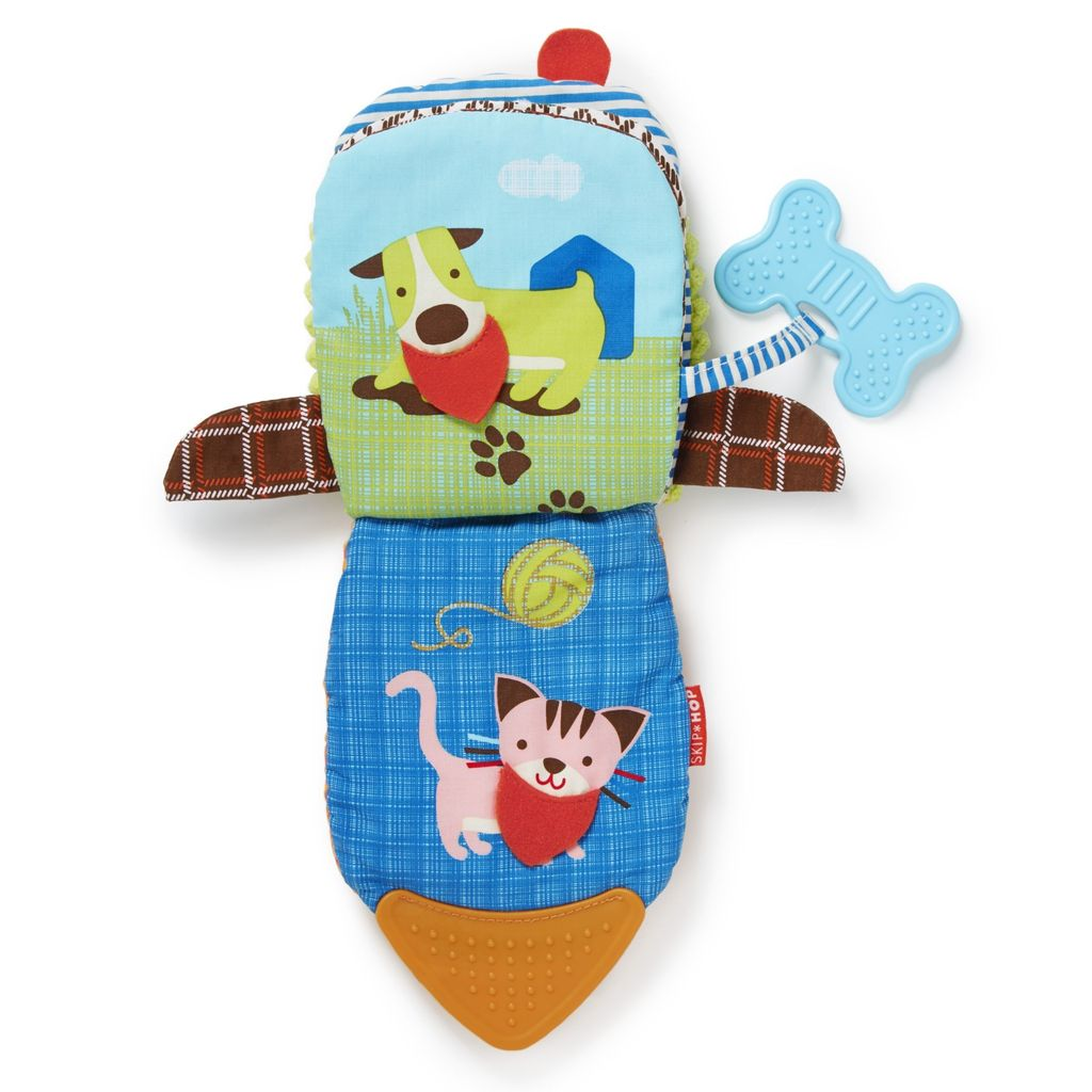 Skip Hop Skip Hop Bandana Buddy Puppet Activity Book