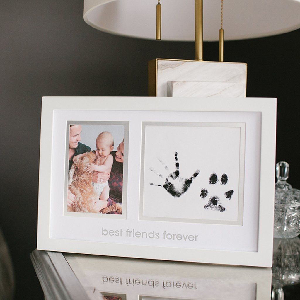Pearhead Pearhead Our Prints (Best Friends Forever) Frame