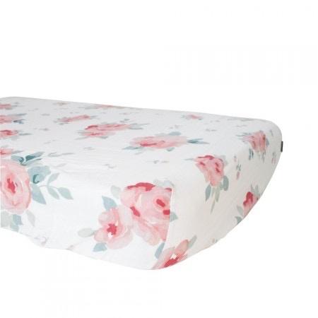 Bebe Au Lait Bebe Au Lait Luxury Musllin Crib Sheet