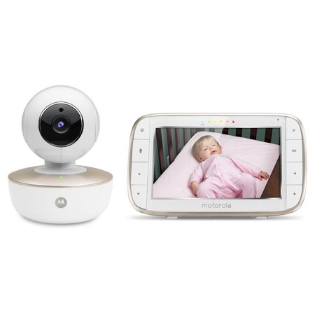 "Motorola Motorola 5"" Digital Video Monitor MBP855Connect"