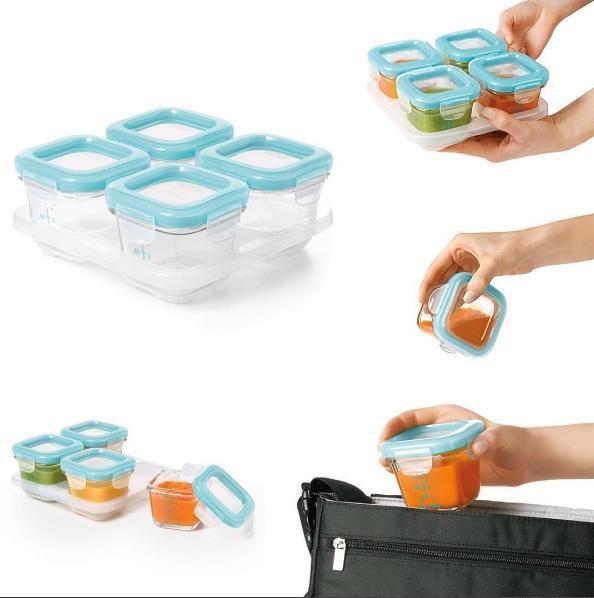 OXO Tot Oxo Glass Baby Blocks