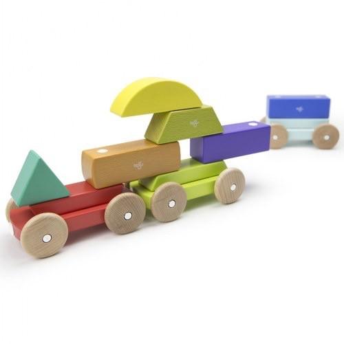 Tegu Tegu Shape Train