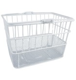 SunLite SunLite Mesh Bottom Lift-Off Basket White