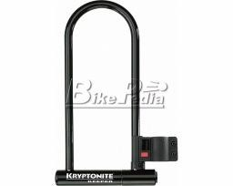 kryptonite kryptonite keeper ls 4 x 11 5 black u lock hermosa cyclery. Black Bedroom Furniture Sets. Home Design Ideas