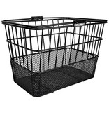 SunLite SunLite Mesh Bottom Lift-Off Basket Black