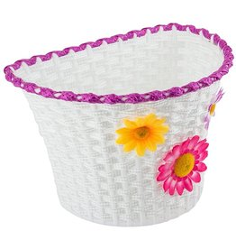 SunLite SunLite Classic Synthetic Flower Basket