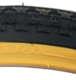 Pyramid Sunlite 26 x 2.125 MTB Tire Raised Center, Gum/Black