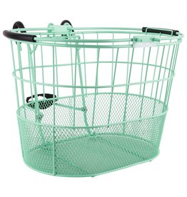SunLite Sunlite Oval Mesh Lift Off Basket Seafoam Green