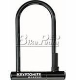 "Kryptonite Kryptonite Keeper - STD, 4"" x 8"" Black U-Lock"