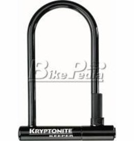 "Kryptonite Kryptonite Keeper - STD, 4"" x 8"" Black U-Lock"