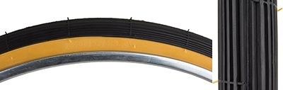 IRC Sunlite 26 x 1-3/8  S-6 tire  gum/blk