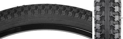 IRC SunLite 26x2.125 MTB tire, Raised Cnt. Blk/Blk