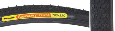 Panaracer Panaracer Pasela 700x23 tire blk/blk