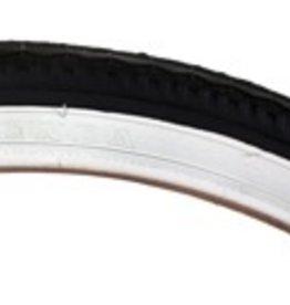 Kenda Kenda , 24 x 1.75 clincher tire blk/wht
