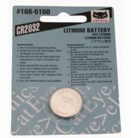 Cateye Maxell CR2032,- cycling computer battery