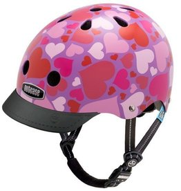 Nutcase Little Nutty Lotsa Love Helmet XS(DISCONTINUED)