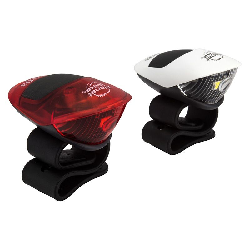 Planet Bike Planet Bike Spok Combo head & tail light set