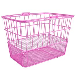 SunLite SunLite Mesh Bottom Lift-Off Basket Pink