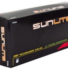 SunLite Sunlite 26  x 1.90-2.35 Thorn Resistant Tube 48mm SV