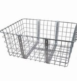 Wald Wald Delivery basket silver #157B