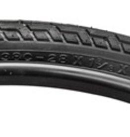 SunLite Sunlite 700 x 38 (ISO 622) Hybrid Tire, Black/Black