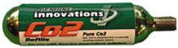 Innovations in Cycl. Innovations Co2 16g Threaded Inflation Cartridge Box of 2