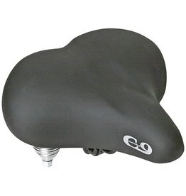 Cloud Nine Cloud-9 Cruiser Anatomic Relief Saddle, Vinyl Top