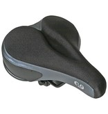 Cloud Nine Cloud-9 Comfort Select Gel Men's Saddle, Lycra Top