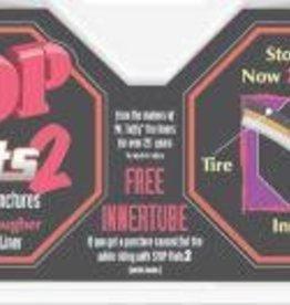 """Stop Flats 2 Stop Flats 2 Orange 27x1"""" 700cx23-25 tire liner #BTLSF2OR/PR"""